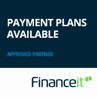 Payment plans available through FinanceIt